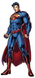 New Superman Costume