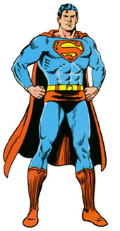 The Bronze Age Superman