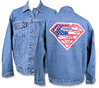 July 4th Superman Jacket now on sale!