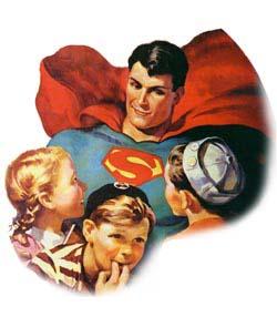 Superman & Fans