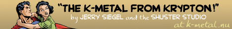 The K-Metal from Krypton