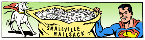 Smallville Mailsack