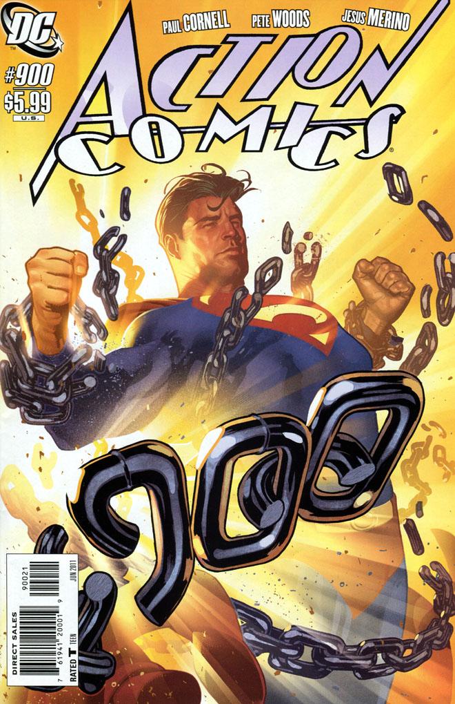 Superman renounces U.S. Citizenship, page 0